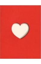 Coeurs de papier