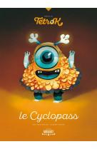 Adopte un tetrok - t01 - adopte un tetrok - le cyclopass