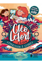 Cleo lefort : apparition a sydney