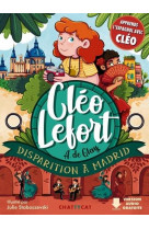 Cleo lefort : disparition a madrid