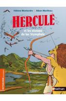 Hercule et les oiseaux du lac stymphale