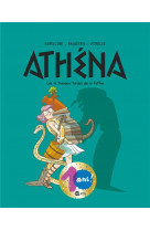 Athena, tome 04 - les 12 travaux tordus de la pythie