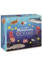 Mon coffret montessori des oceans