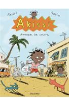 Akissi - t01 - akissi - attaque de chats
