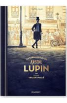 Arsene lupin - gentleman cambrioleur - illustre