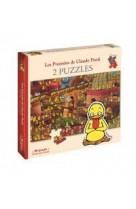 Les poussins de claude ponti 2 puzzles