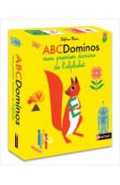 Abc dominos - mon premier domino de l-alphabet