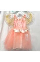 Annabelle robe + ailes 3-4 ans 98-104 cm