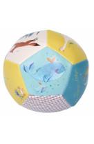 Ballon souple (petit) le voyage d olga 10 mois