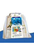 Grece kit envoyajeux 6-11 ans