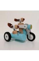 Sidecar spirit philip 18 mois