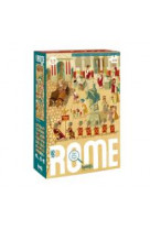 Go to rome look and find puzzle 100pcs