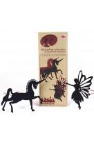 Histoires d ombre la licorne et la fee