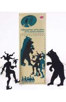 Histoires d ombres l ours et le fou du roi