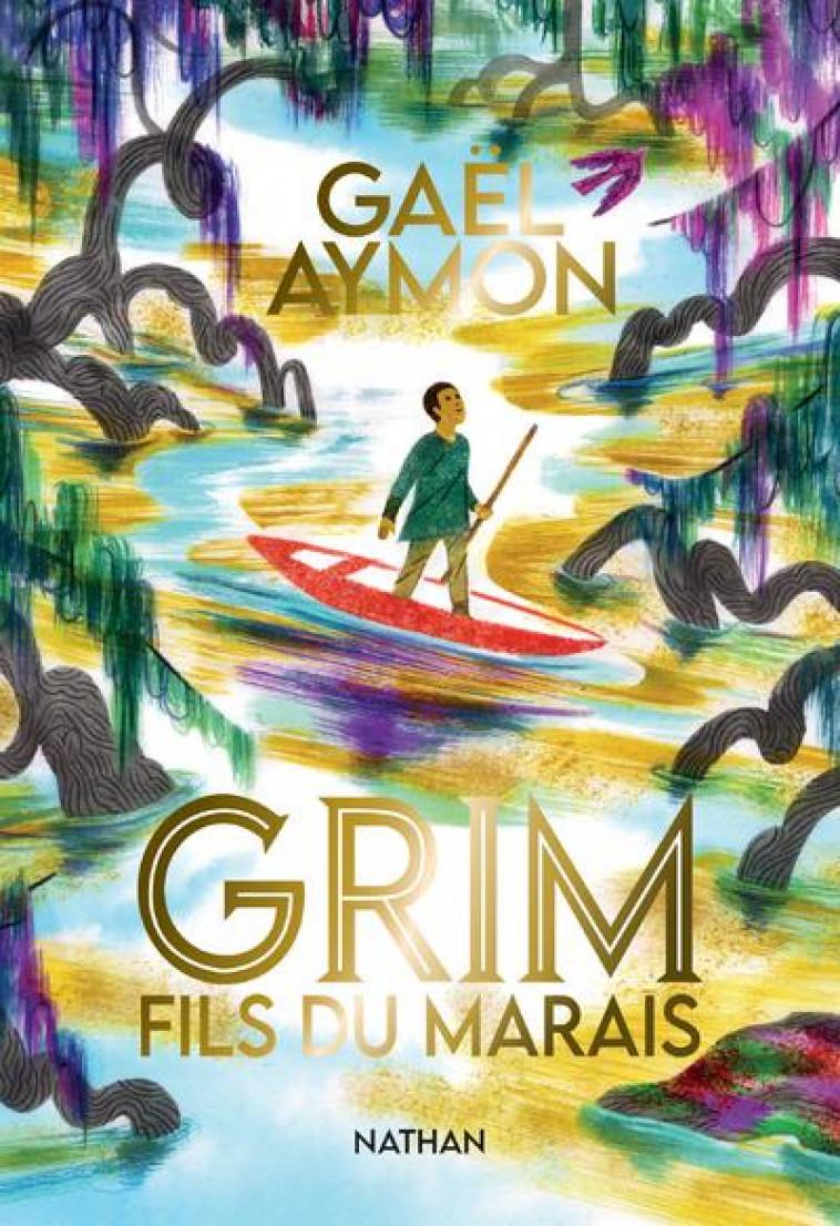 GRIM, FILS DU MARAIS - AYMON/LEROY - CLE INTERNAT