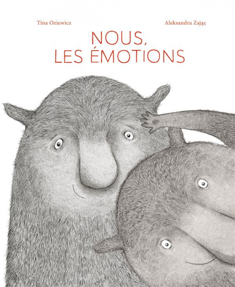 NOUS, LES EMOTIONS - OZIEWICZ/ZAJAC - BOOKS ON DEMAND